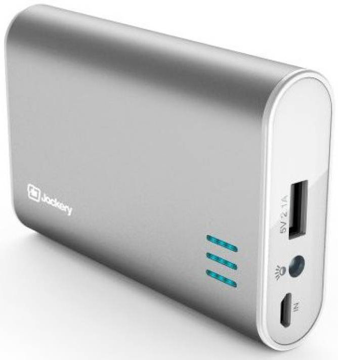 Best price on Jackery 0727800A7800mAh Power Bank in India