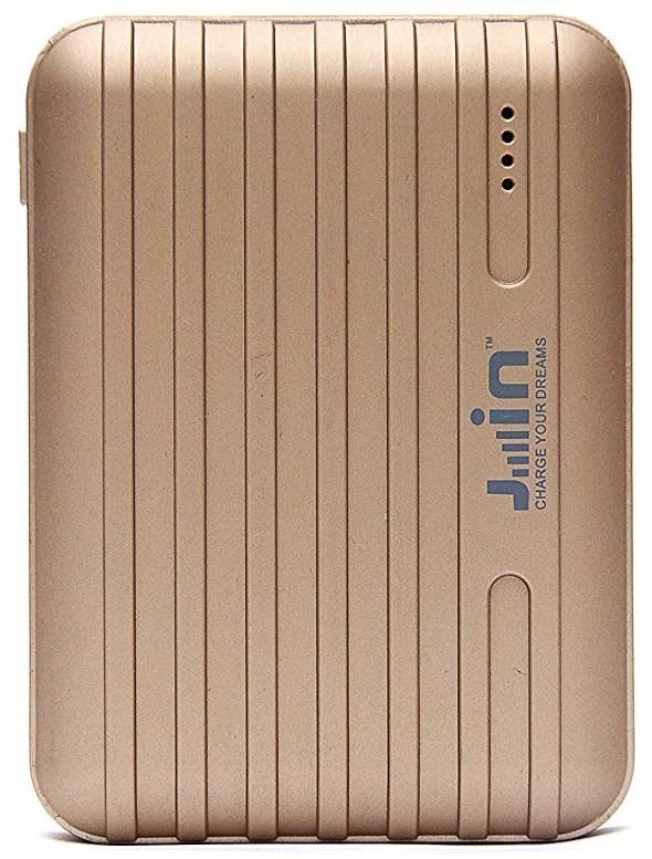 Best price on JIIIIiN 10400mAh Power Bank in India