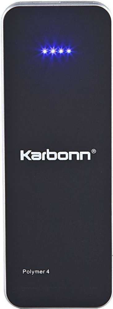 Best price on Karbonn Polymer 4 4000mAh Power Bank in India