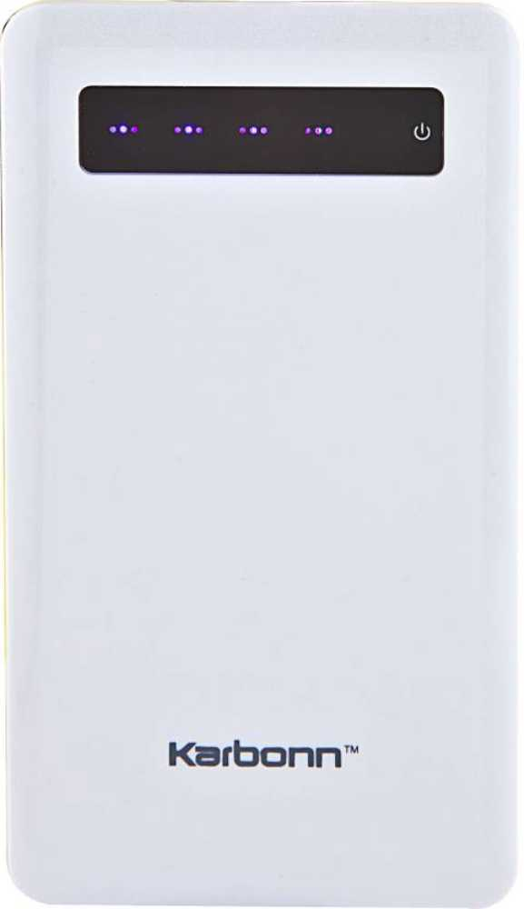 Best price on Karbonn Polymer 5 5000mAh Power Bank in India