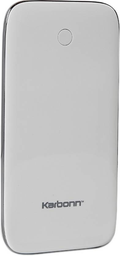 Best price on Karbonn Polymer 7 7000mAh Power Bank in India
