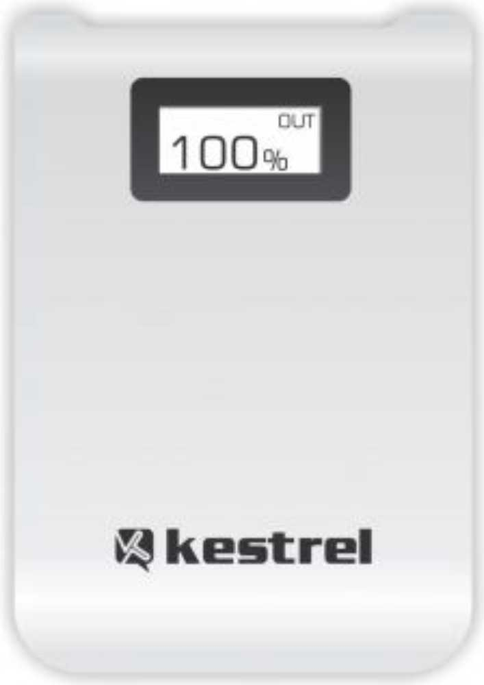 Best price on Kestrel Harrier KP-444C 10400mAh Power Bank in India