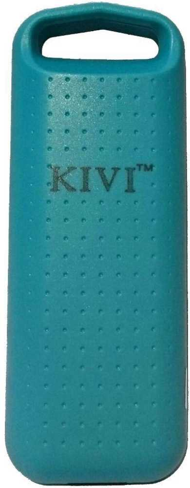 Best price on Kivi X200 7600mAh Power Bank in India