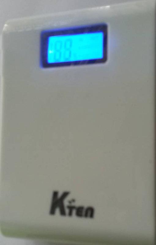 Best price on Kten KPB 10400 10400 mAh Power Bank in India