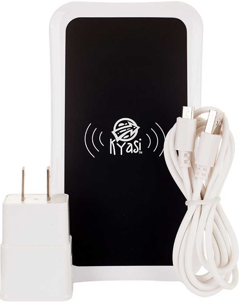 Best price on Kyasi Qi Enabled 5000mAh Power Bank in India