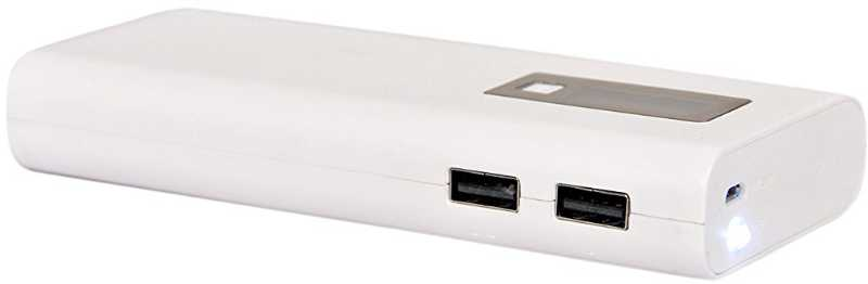 Best price on Lappymaster 12000mAh Power Bank in India