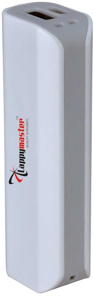 Best price on Lappymaster 2600mAh Power Bank in India