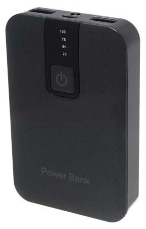 Best price on Lifecharge Heavy-Duty 10000mAh Power Bank in India