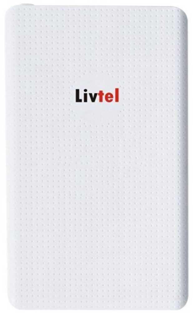 Best price on Livtel Liv-502 5000mAh Power Bank in India