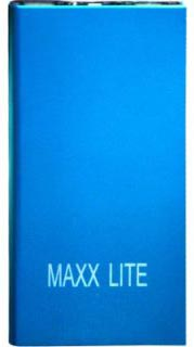 Best price on Maxxlite Ultra Slim 8000mAh Dual USB Power Bank in India