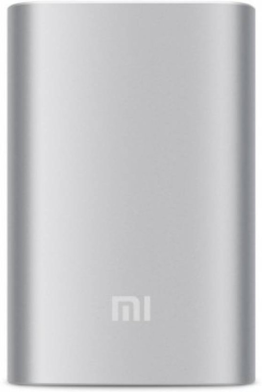 Best price on Mi NDY-02-AN 10000mAh Power Bank in India