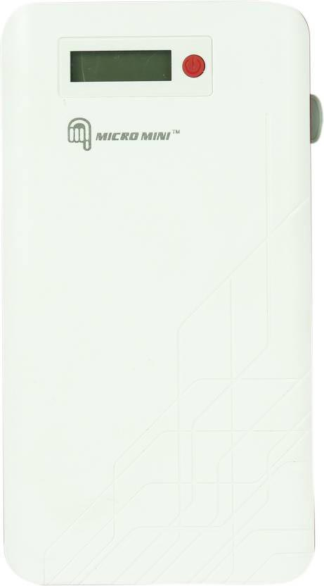 Best price on MicroMini M82 9000mAh Power Bank in India