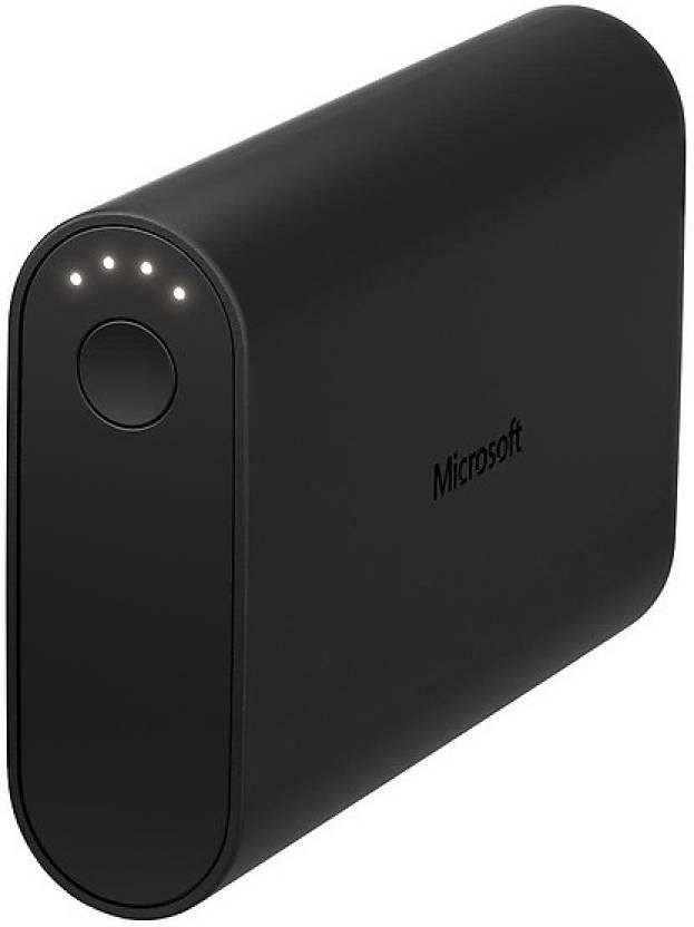 Best price on Microsoft DC-34 12000mAh Power Bank in India