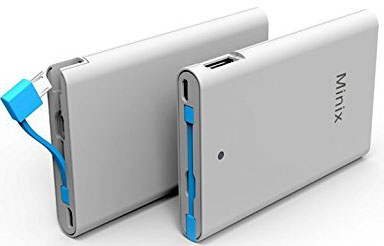 Best price on Minix S4 5000mAh Power Bank in India