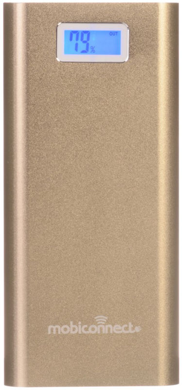 Best price on Mobiconnect MPB-20801 20800mAh Power Bank in India