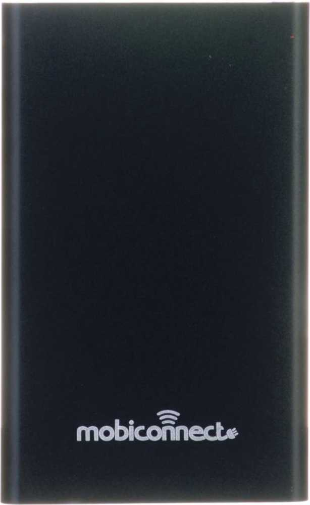 Best price on Mobiconnect 4000mAh Power Bank in India