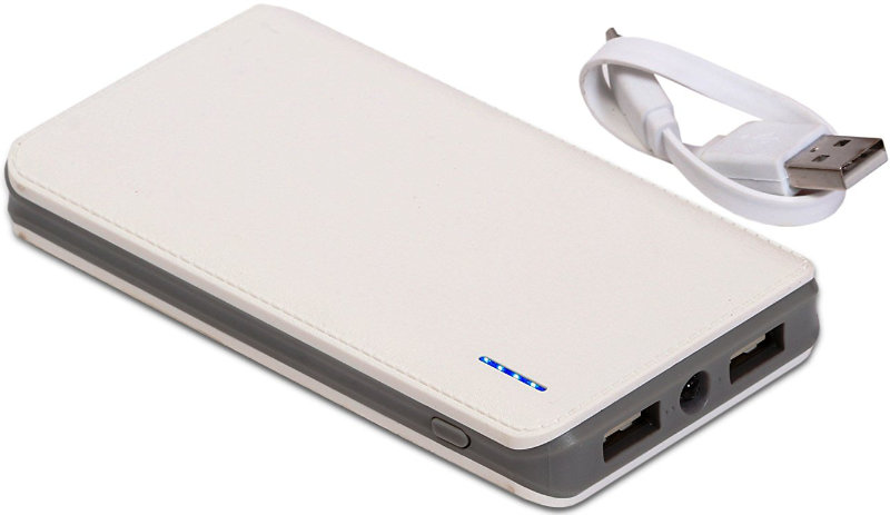 Best price on MOC T3 10000mAh Power Bank in India
