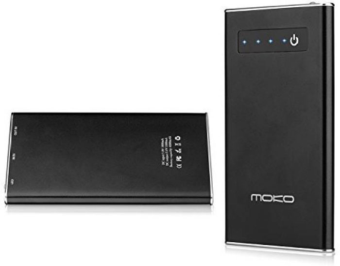 Best price on MoKo 4000mAh Power Bank in India