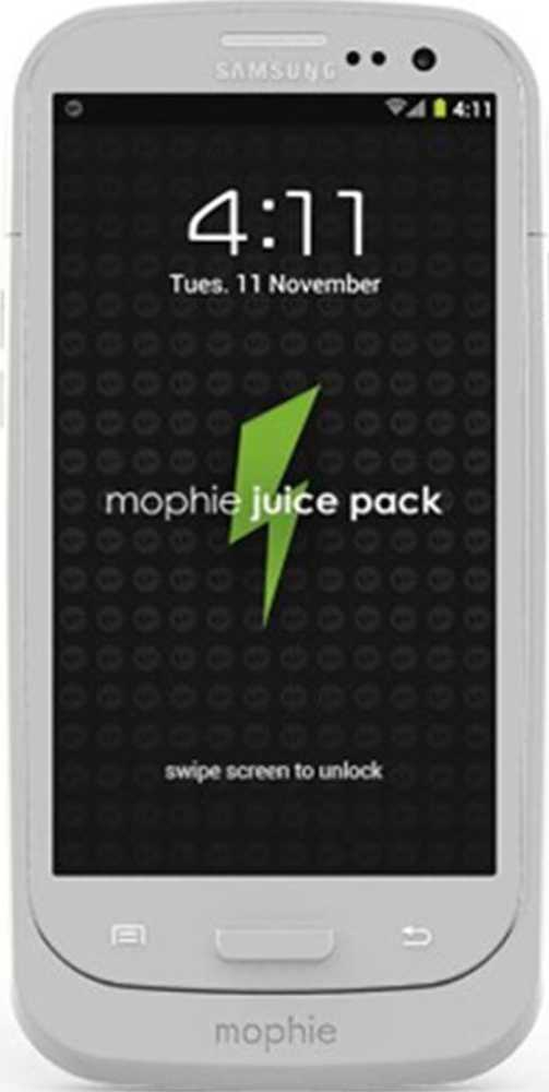 Best price on Mophie Juice Pack Plus 2300mAh Battery Case (For Samsung Galaxy S3) in India