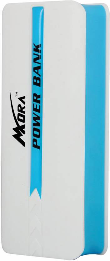 Best price on Mora 2C-SW 5200mAh Power Bank in India