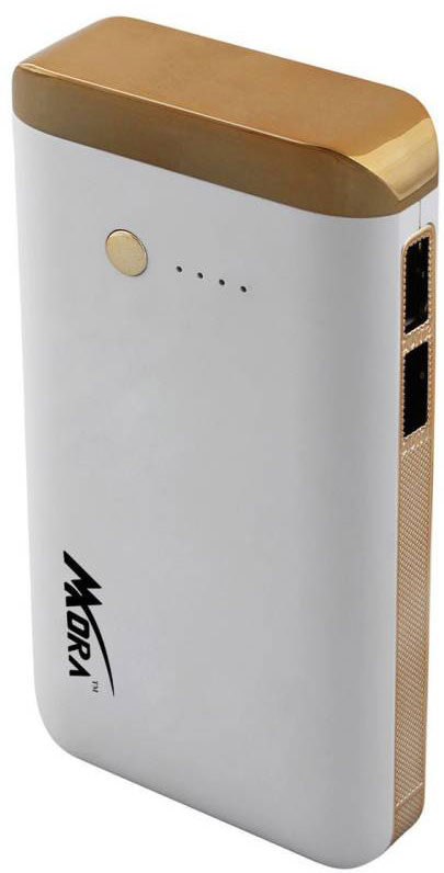Best price on Mora 3C-LV 7800mAh Power Bank in India