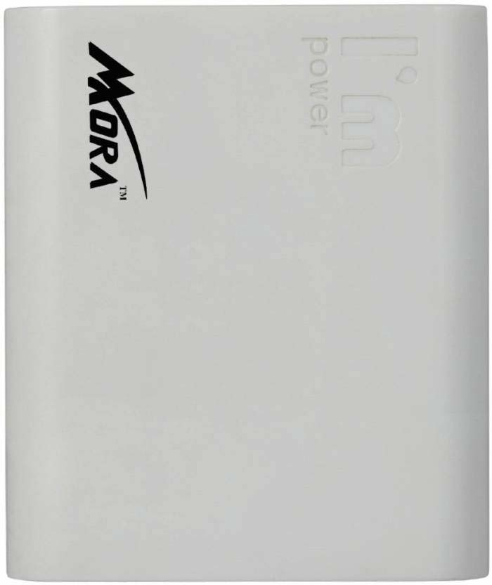 Best price on Mora 5C-IM 10400mAh Power Bank in India