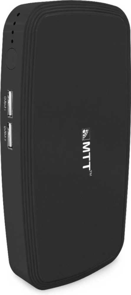 Best price on MTT Airpower 15i 15000mAh Dual USB Power Bank in India