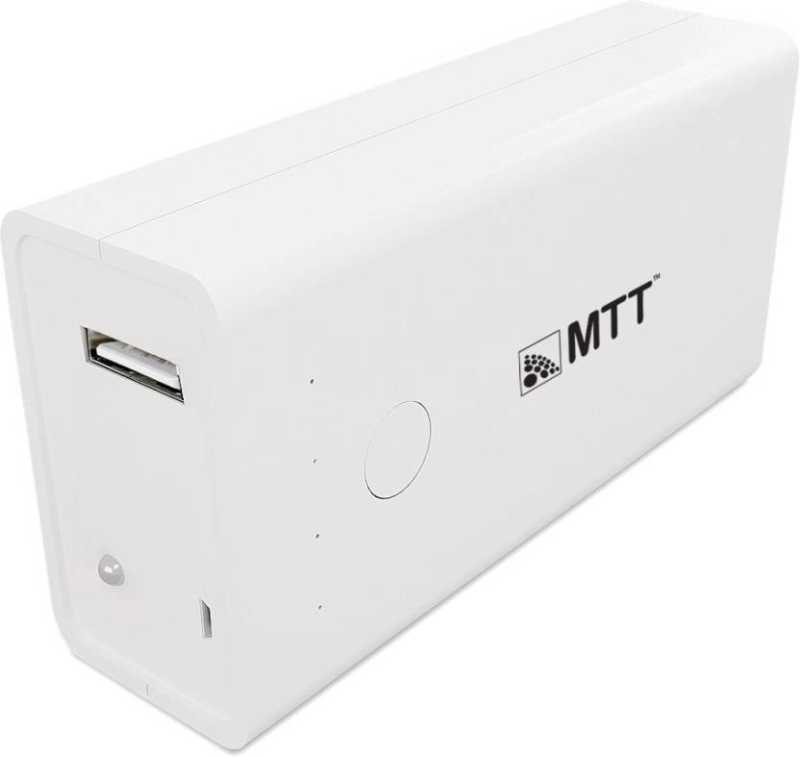 Best price on MTT Airpower-5i 5200mAh Power Bank in India