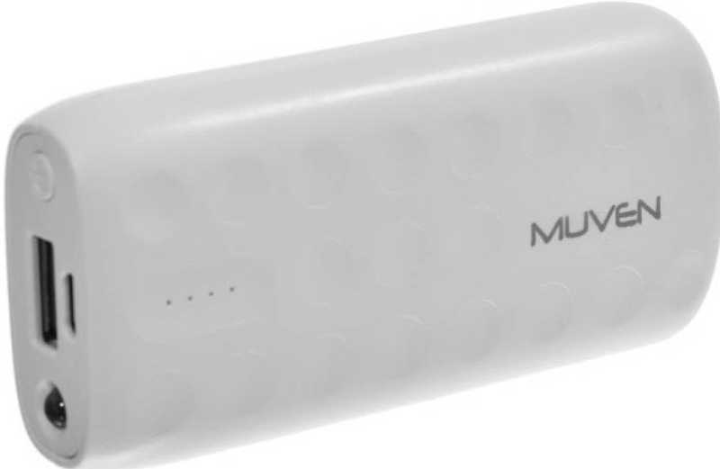 Best price on Muven E240i 6000mAh Power Bank in India