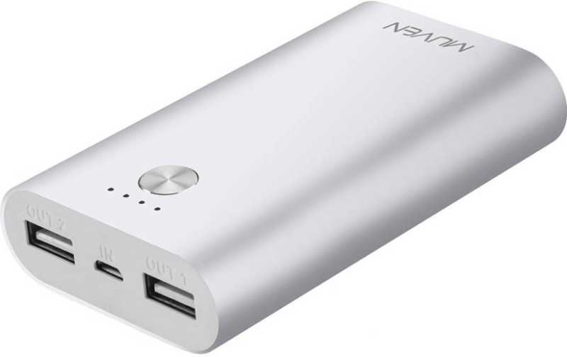 Best price on Muven M300 7800mAh Power Bank in India