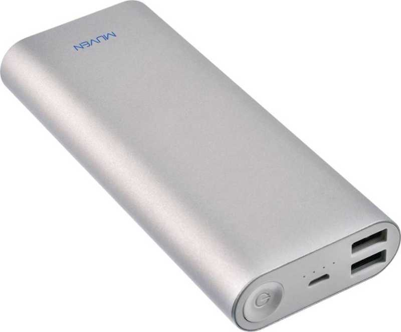 Best price on Muven M500 13000mAh Power Bank in India