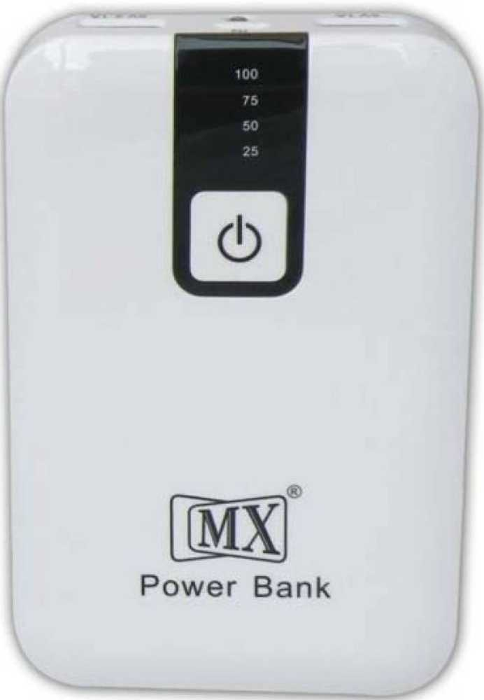 Best price on MX 3509 8800mAh Power Bank in India