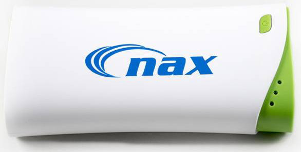 Best price on Nax NX-5225 Portable 5200mAh Power Bank in India
