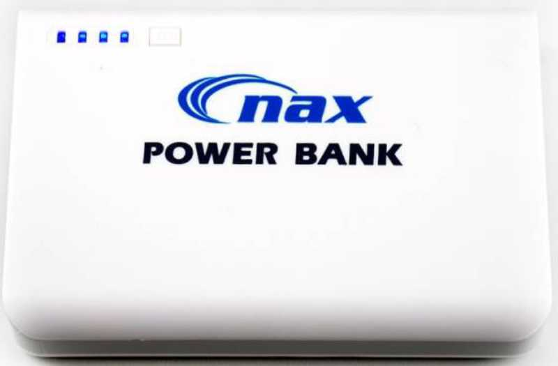 Best price on Nax NX-104C2 10400mAh Power Bank in India