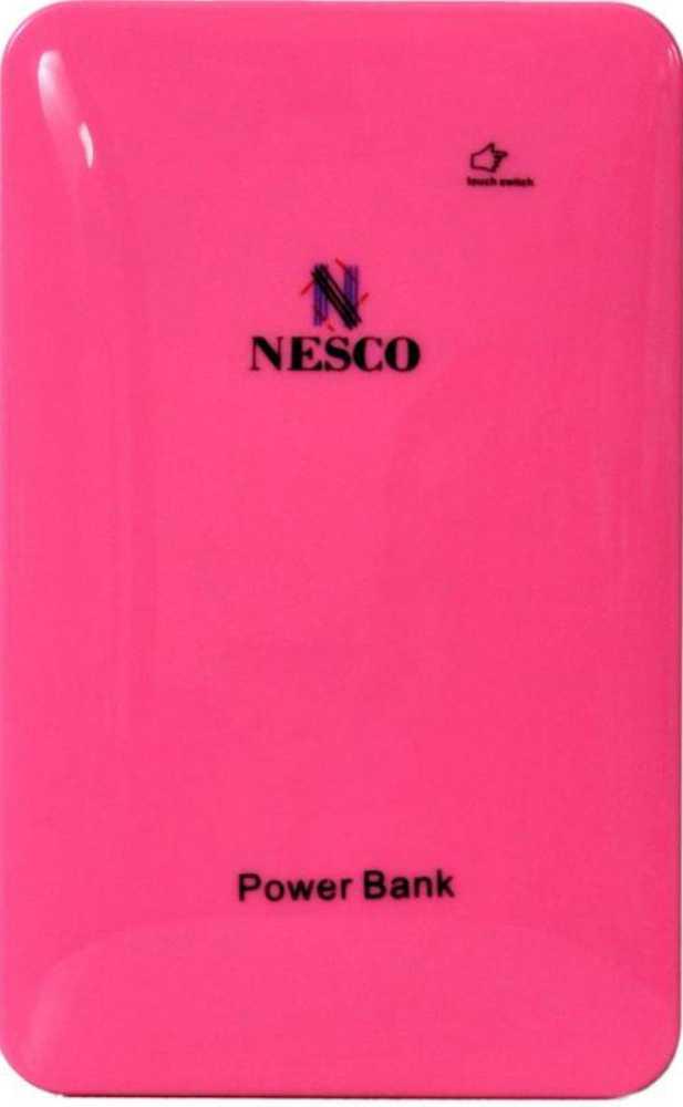 Best price on Nesco 901 10000mAh Power Bank in India