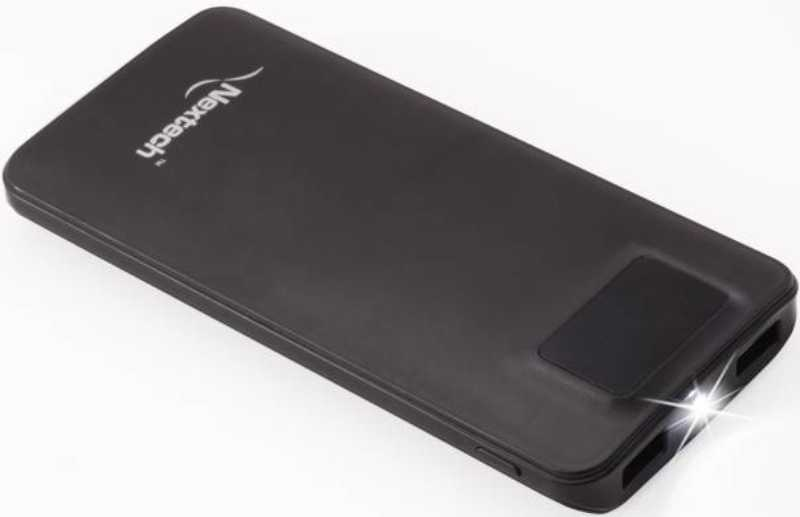 Best price on Nextech PB1170 Slim 11700mAh Power Bank in India