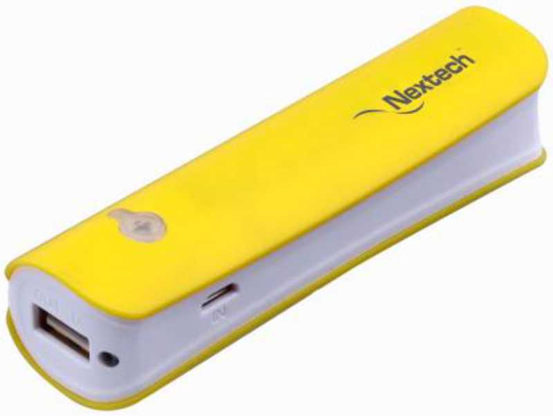 Best price on Nextech PB360 2800mAh Power Bank in India