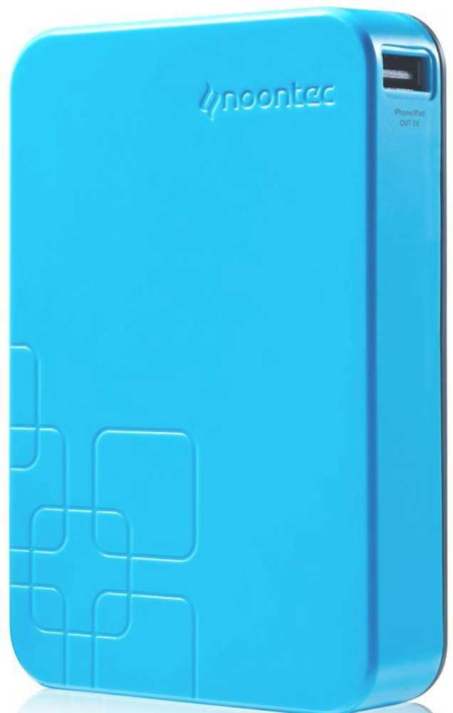 Best price on Noontec Giant 10000mAh Power Bank in India