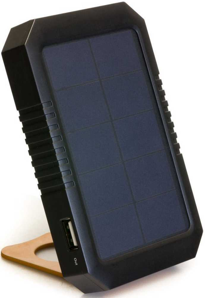 Best price on Opteka Solar 3000mAh Power Bank in India