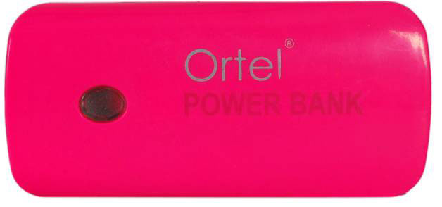 Best price on Ortel 3600mAh Power Bank in India