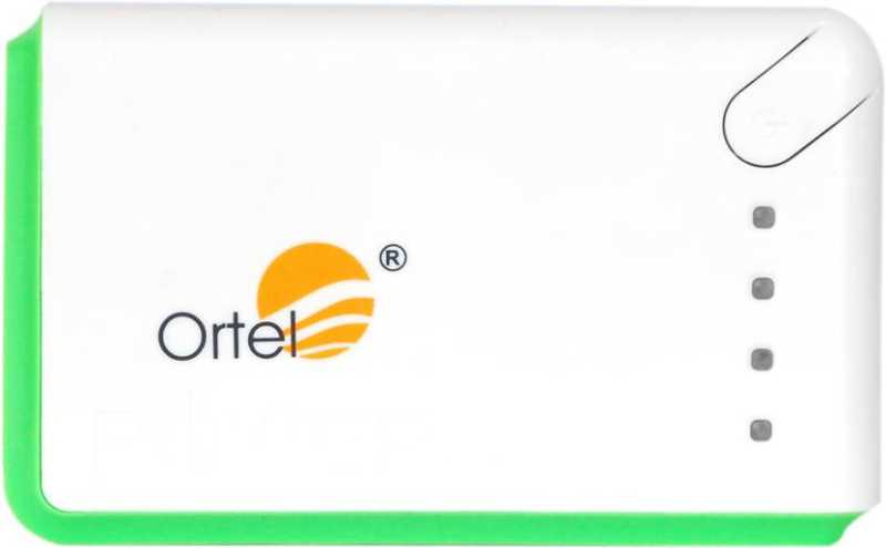Best price on Ortel ORPB-13K2 13000mAh Power Bank in India