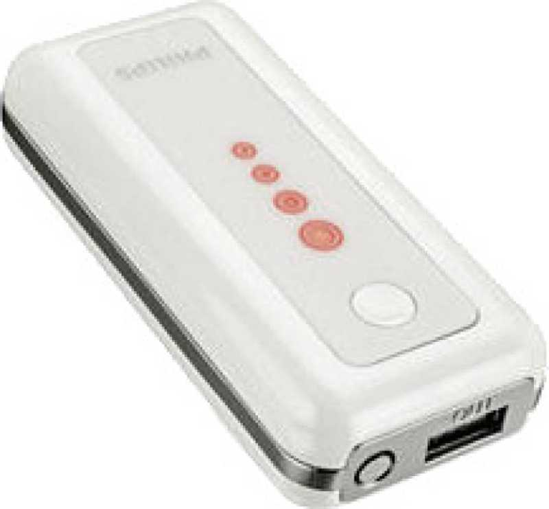 Best price on Philips DLP5200/97 5200mAh Power Bank in India