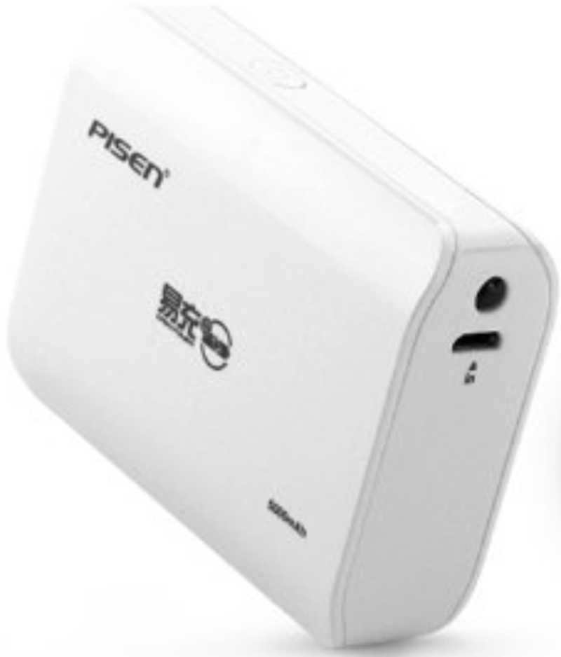 Best price on Pisen TS-D091 5000mAh Power Bank in India