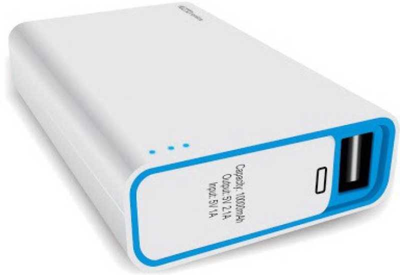 Best price on Portronics Charge M Plus 10000mAh Power Bank in India