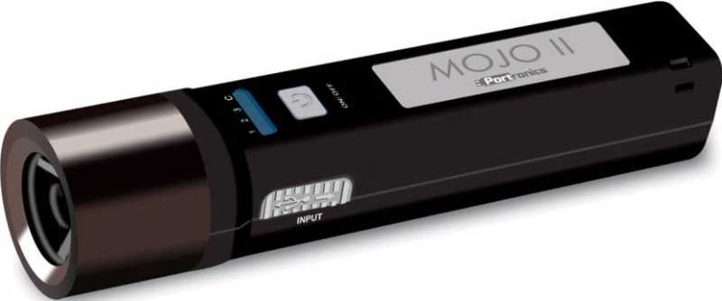 Best price on Portronics Mojo II 2600mAh Power Bank in India