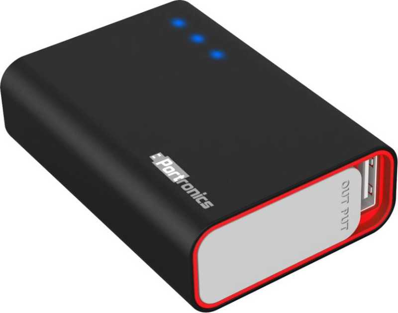 Best price on Portronics POR 310 5200mAh Power Bank in India