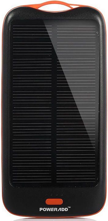 Best price on PowerAdd Apollo2 10000mAh Solar Power Bank in India