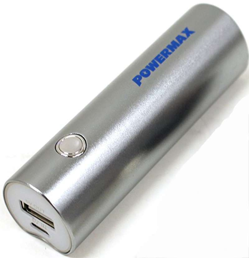 Best price on Powermax PM90502 2800mAh Power Bank (With 2-in-1 flip cable) in India