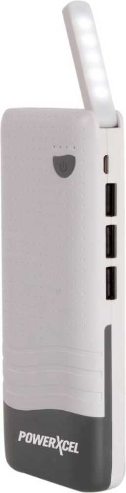 Best price on PowerXcel RBB032PX 15000mAh Power Bank in India