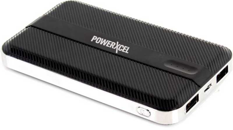 Best price on PowerXcel RBB042PX 10000mAh Power Bank in India